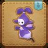 FFXIV Wind-up Violet Minion Patch