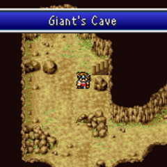Giant's Cave (GBA).