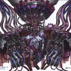 Obra de Nemesis de como ele iria aparecer em <i>Final Fantasy XIII</i>.