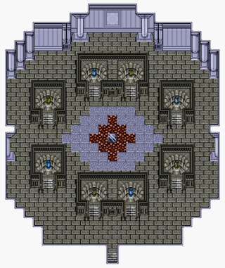 Final Crystal Room FFIV