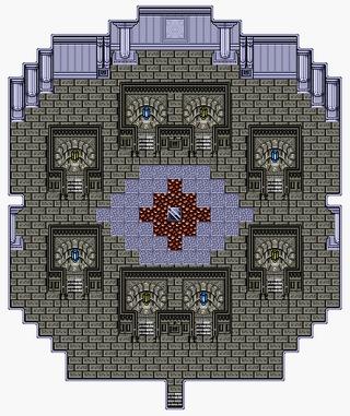Final Crystal Room FFIV