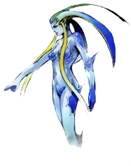 Shiva Final Fantasy VIII