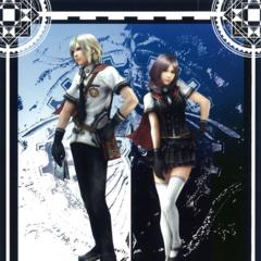 Uniforme de verão de Ace e Rem.