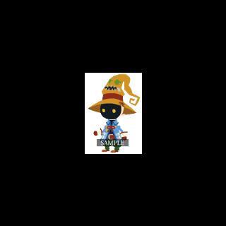 Vivi's costume in <i>Kingdom Hearts Mobile</i>.