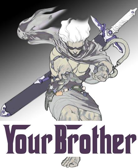 YourBrother Golbez Photoshop