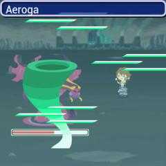 Aeroga.