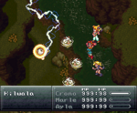 Chrono Trigger Lightning
