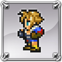 DFFNT Player Icon Tidus FFRK 001