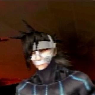 Nero in <i>Dirge of Cerberus Lost Episode -Final Fantasy VII-</i>.
