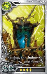 FF12 Exodus the Judge-Sal SR L Artniks