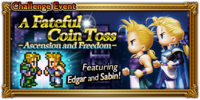 FFRK A Fateful Coin Toss Event