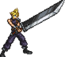 Cloud Strife/Record Keeper