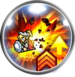 FFRK Titan Bash Icon