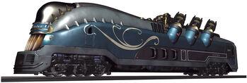Timber train