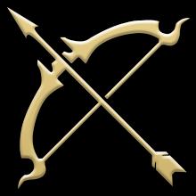 FFXIV Archer Icon