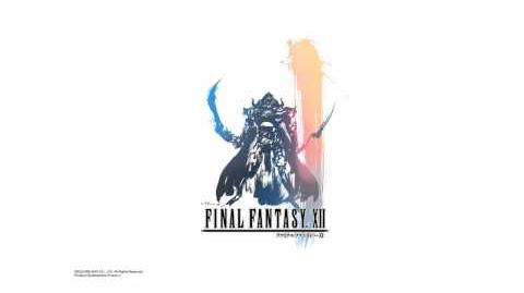 FINAL FANTASY XII OST 4-19 - Kiss Me Good-Bye -featured in FINAL FANTASY XII-