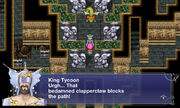 King Tycoon in Ronka Ruins