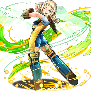 No. 3303 Dalmascan Dancer, Penelo (6★).