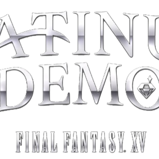 <i>Platinum Demo - Final Fantasy XV</i>