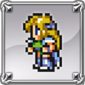 DFFNT Player Icon Celes Chere FFRK 001