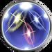 FFRK Bushido Flurry Icon