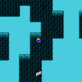 Waterfall Cavern (NES).