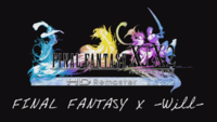 Final Fantasy X -Will-