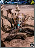 Mobius FF Kraken