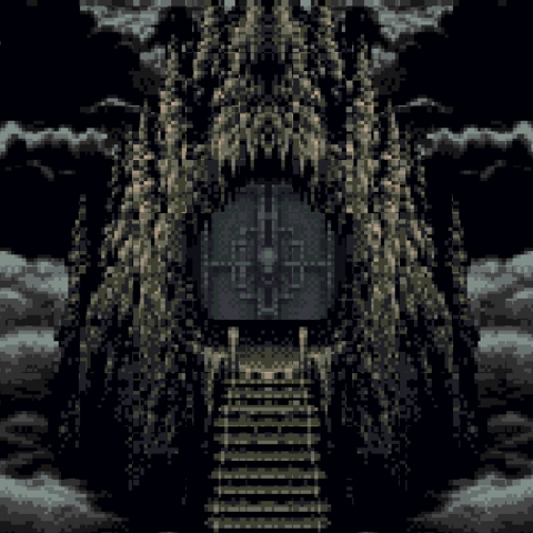 The Sealed Gate to the Esper World (GBA).