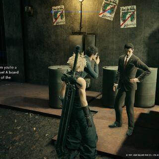 <i>Final Fantasy VII Remake</i>