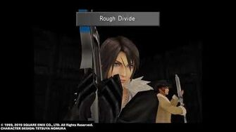 "Squall Renzokuken ""Rough Divide"" from FINAL FANTASY VIII Remastered"
