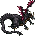 FFRK Dark Dragon FFVII