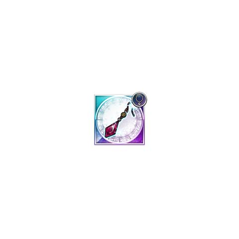 Ruby Earring.