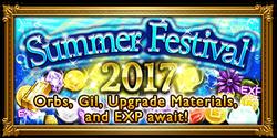 FFRK Summer Festival Event