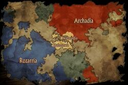 Ivalice map