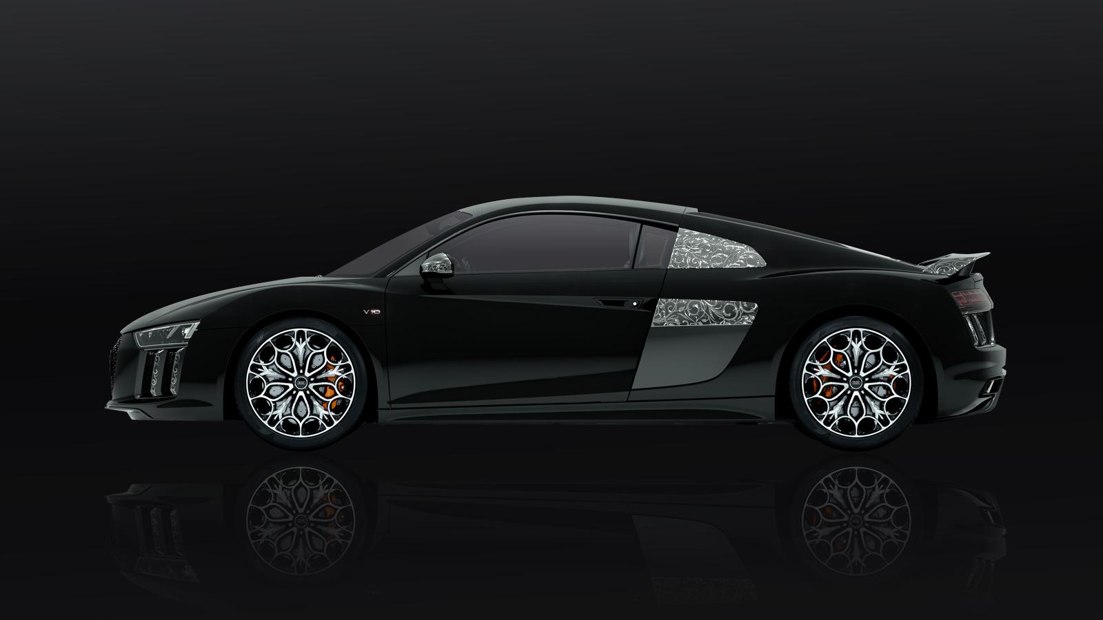 Audi R Star Of Lucis Final Fantasy Wiki FANDOM Powered By Wikia - Audi car wiki