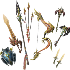 Firion's Weapon Pack IV.