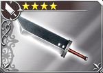 DFFOO Buster Sword (VII)