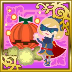 Pumpkin Head (SR).
