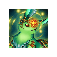 Carbuncle's portrait (3★).