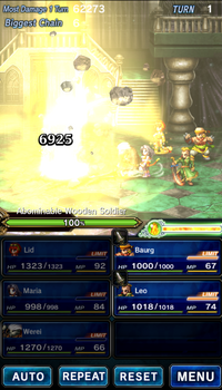 FFBE Ground Strike