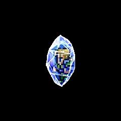 Edgar's Memory Crystal.