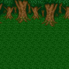 Fundo de batalha (Goblin) (SNES).