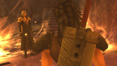 Nibelheim Incident Witnessed by Zack