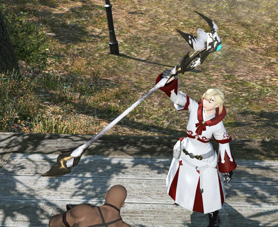 Relic Weapon (Final Fantasy XIV) | Final Fantasy Wiki