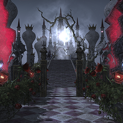Hall of the Dark Rose