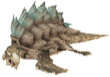 Landschildkröte FFIII 3D