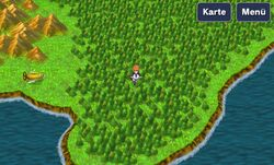 Chocobo Wald FFIII 3D9