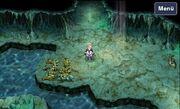 Versunkene Höhle FFIII 3D1