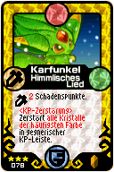078 Karfunkel Himmlisches Lied Pop-Up